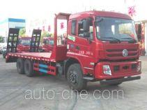 Chengliwei CLW5250TPBT5 грузовик с плоской платформой