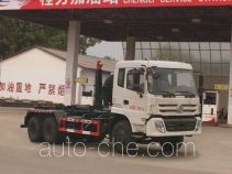 Chengliwei CLW5250ZXXE5 detachable body garbage truck