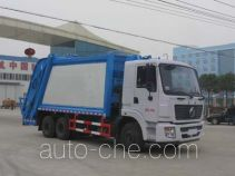 Chengliwei CLW5250ZYSD5 garbage compactor truck