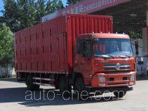 程力威牌CLW5251CCQ4型畜禽运输车