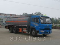 Chengliwei CLW5251GHYC3 chemical liquid tank truck