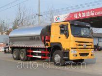 程力威牌CLW5251GLQZ4型沥青洒布车