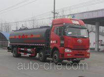 Chengliwei CLW5251GRYC4 flammable liquid tank truck