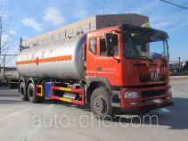 程力威牌CLW5251GYQD4型液化气体运输车
