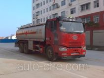 程力威牌CLW5251GYYC5型运油车
