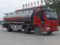 Chengliwei CLW5251GYYLC5 aluminium oil tank truck
