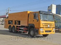 Chengliwei CLW5251TFCZ4 slurry seal coating truck