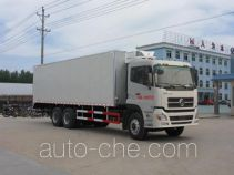 Chengliwei CLW5251XLCD4 refrigerated truck
