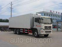 程力威牌CLW5251XLCD4型冷藏车