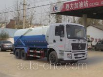 Chengliwei CLW5252GXWD5 sewage suction truck