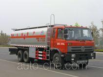 程力威牌CLW5252GYY4型运油车