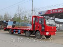 Chengliwei CLW5252TPBC4 flatbed truck