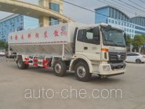 程力威牌CLW5252ZSLD5型散装饲料运输车