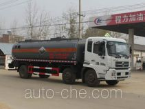 Chengliwei CLW5253GFWD4 corrosive substance transport tank truck