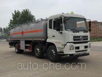 程力威牌CLW5253GYYD5型运油车