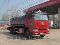 Chengliwei CLW5254GFWC4 corrosive substance transport tank truck