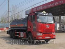 Chengliwei CLW5254GFWC5 corrosive substance transport tank truck