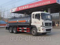 Chengliwei CLW5254GFWD4 corrosive substance transport tank truck