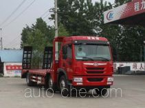 Chengliwei CLW5255TPBC4 flatbed truck