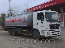 程力威牌CLW5258GYY4型运油车