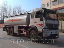 Chengliwei CLW5258GYYZ5 oil tank truck
