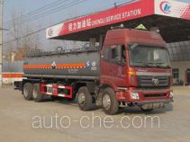 Chengliwei CLW5310GFWB5 corrosive substance transport tank truck