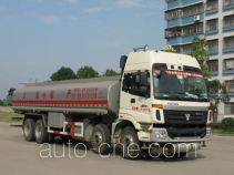 Chengliwei CLW5310GHYB3 chemical liquid tank truck