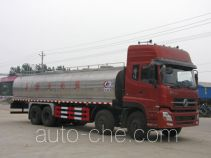 程力威牌CLW5310GNY3型鲜奶运输车