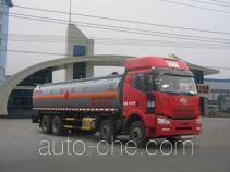 Chengliwei CLW5310GRYC4 flammable liquid tank truck