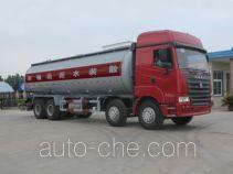 程力威牌CLW5310GSNZ型散装水泥运输车