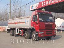 程力威牌CLW5310GYYC5型运油车