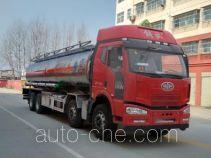 Chengliwei CLW5310GYYLC5 aluminium oil tank truck