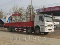 Chengliwei CLW5310JSQZ4 truck mounted loader crane