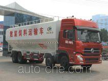 程力威牌CLW5310ZSLD3型散装饲料运输车