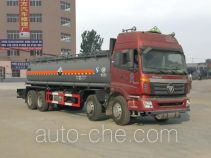 Chengliwei corrosive substance transport tank truck
