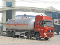 程力威牌CLW5311GYQD4型液化气体运输车