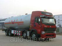 Chengliwei CLW5311GYQZ liquefied gas tank truck