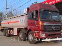 程力威牌CLW5311GYYB4型运油车