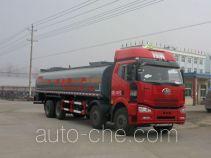 Chengliwei CLW5312GRYC4 flammable liquid tank truck
