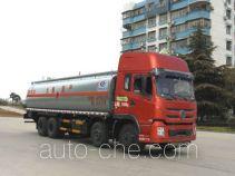 程力威牌CLW5312GRYT4型易燃液体罐式运输车