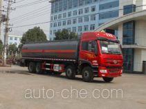 Chengliwei CLW5313GRYC4 flammable liquid tank truck