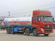 Chengliwei CLW5315GYQ liquefied gas tank truck