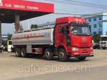 程力威牌CLW5320GYYC5型运油车