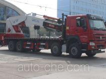 程力威牌CLW5430JQZZ4型汽车起重机
