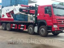 Chengliwei  Z5 CLW5430JQZZ5 truck crane