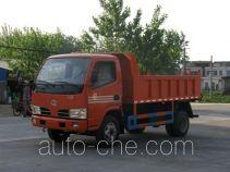 程力威牌CLW5820D型自卸低速货车