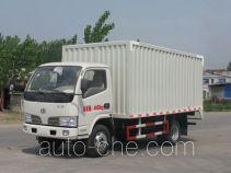 程力威牌CLW5820X型厢式低速货车