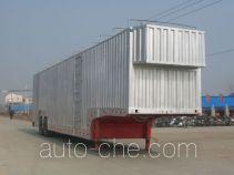 程力威牌CLW9170TCL型车辆运输半挂车