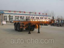 Chengliwei CLW9280TJZG контейнеровоз