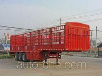 Chengliwei CLW9400CXY полуприцеп с решетчатым тент-каркасом
